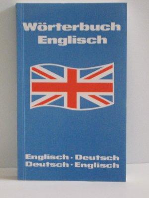 wörterbuch englisch deutsch kaufen