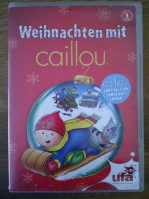 Caillou Weihnachten.Weihnachten Mit Caillou