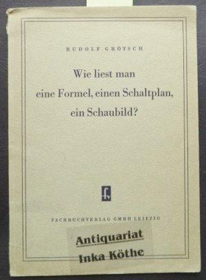 Beste Wie Man Elektrische Schaltpläne Liest Galerie - Der Schaltplan ...