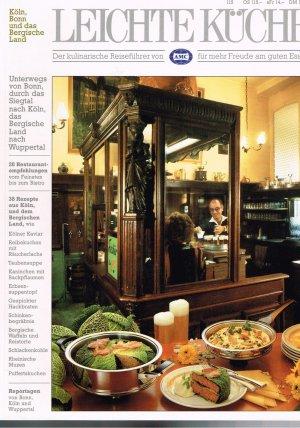 Leichte Kuche Koln Bonn Und Das Bergische Land Der Kulinarische
