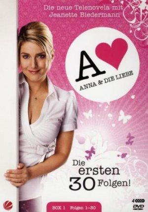 Anna und die Liebe Box 1: Folge 1-30 (4 DVDs)