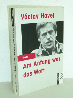 essays by v havel Joining exampleessayscom access to over 105,000 full-length essays, reports and term papers all essays are original to exampleessayscomyou won't find them anywhere else on the net.