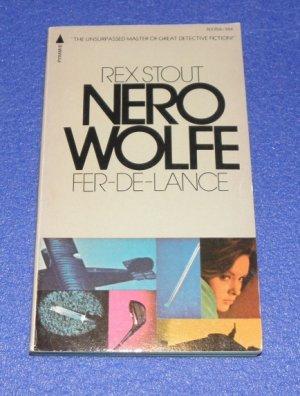 Nero Wolfe Fer-de-Lance