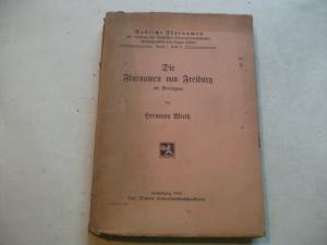 Die Flurnamen Von Freiburg Im Breisgau Hermann Wirth Buch