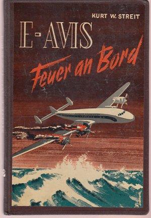 E-Avis Feuer an Bord
