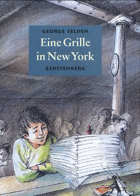 Bildtext: Eine Grille in New York von Selden, George