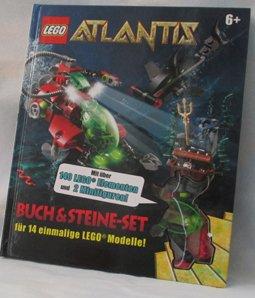 Lego Atlantis Buch Steine Set Spiel Gebraucht Kaufen