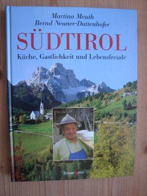 """Südtirol: Küche, Gastlichkeit und Lebensfreude"""" (Martina Meuth ..."""