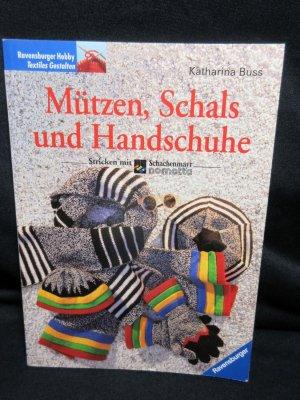 """Mützen, Schals und Handschuhe"""" (Katharina Buss) – Buch gebraucht ..."""