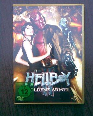 hellboy ii die goldene armee guillermo del toro. Black Bedroom Furniture Sets. Home Design Ideas