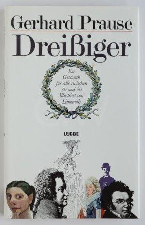 gebrauchtes Buch – Prause, Gerhard – Dreissiger