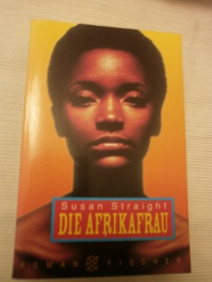 Die Afrikafrau