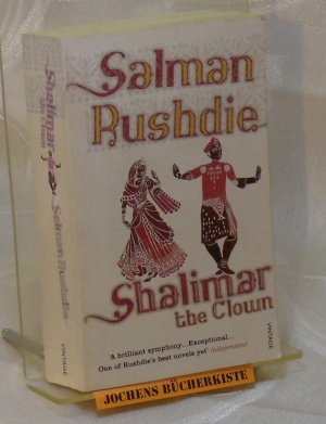 shalimar the clown salman rushdie Although the history of kashmir provides the backdrop of salman rushdie's new  novel, shalimar the clown (random house), it is a larger-than-life romance.