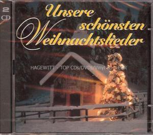 Weihnachtslieder Cd.Unsere Schönsten Weihnachtslieder 2 Cd Wiener Sängerk