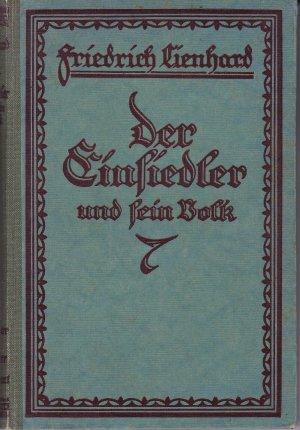 Der Einsiedler und sein Volk. Erzählungen