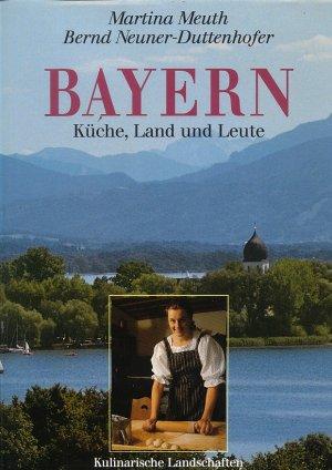 """Bayern Küche, Land und Leute Kulinarische Landschaften"""" (Martina ..."""