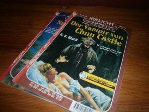 Irrlicht - Unheimliche Geschichten Band 306+379