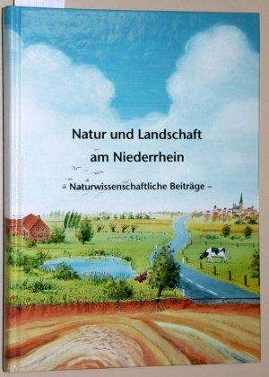 Natur Und Landschaft Am Niederrhein Naturwissenschaftliche