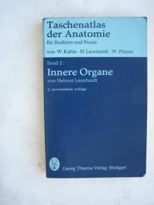 Taschenatlas der Anatomie für Studium und Praxis - Band 2: Innere ...