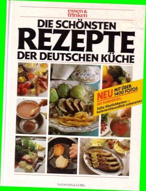 Die schönsten Rezepte der deutschen Küche