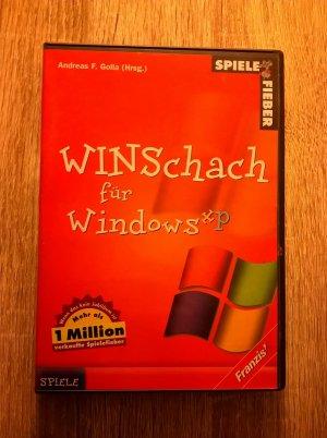 winschach f r windows xp cd rom buch gebraucht kaufen a026e0ie01zzv. Black Bedroom Furniture Sets. Home Design Ideas