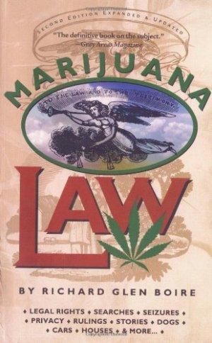 Bildtext: Marijuana Law von Boire