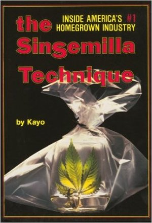 Bildtext: The Sinsemilla Technique: An Insight Into a Cultivation Production Technique von Kayo