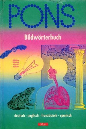 Bildtext: PONS Bildwörterbuch deutsch - englisch - französisch - spanisch von Corbeil, Jean C Archambault, Ariane