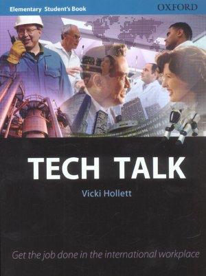 Bildtext: Tech Talk Elementary Student's Book von Vicki Hollett