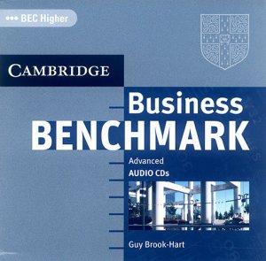 Bildtext: Business Benchmark Advanced 3 Audio CD's BEC Higher Cambridge von Guy Brook-Hart