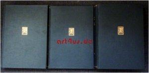 Lehrbuch der Dogmengeschichte : 3 Bände : 1.Bd.: Die Entsehung des kirchlichen Dogmas  2. u. 3. Bd.: Die Entwicklung des kirchlichen Dogmas  3. Bd.: zzgl. Register.