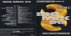 Big Mix '96 Vol.2 - 38 Large Dance Hits - Double CD