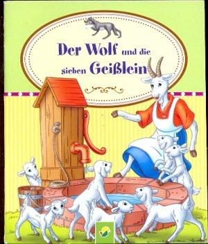 """""""der wolf und die sieben geißlein"""" - bücher gebraucht, antiquarisch  neu kaufen"""