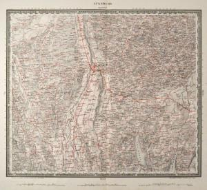 Vialibri Schwaben Bayerisch Schwaben Karte Augsburg