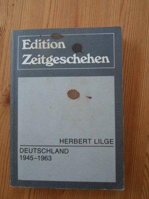 Deutschland 1945-1963