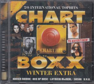20 internationale Top hits Chartboxx Winter extra 2002