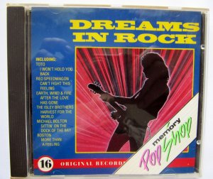Dreams In Rock  memory Pop Scop