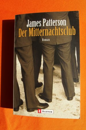 der mitternachtsclub james patterson buch gebraucht. Black Bedroom Furniture Sets. Home Design Ideas