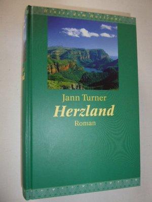 Herzland. Roman. Hinter dem Horizont. Hardcover