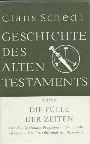 Geschichte des Alten Testaments