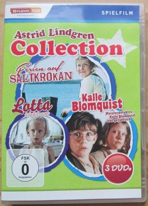 Astrid Lindgren Collection 3 DVDFerien auf Saltkrokan, Kalle Blomquist, Lotta zieht um