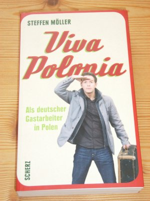 viva polonia als deutscher gastarbeiter in polen steffen m ller buch gebraucht kaufen. Black Bedroom Furniture Sets. Home Design Ideas