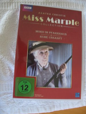 Agatha christie miss marble COLLECTION BBC Mord i. Pfarrhaus/Ruhe sanft