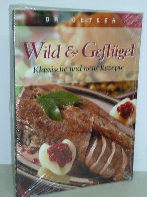 """Klassische küche rezepte  Wild & Geflügel - Klassische Rezepte und neue Küche"""" (Oetker Dr ..."""