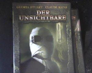 Der Unsichtbare (Universal Monsters) Claude Rains