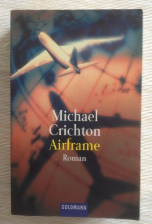 a summary of the novel airframe by michael crichton Airframe by michael crichton #1  i love almost every michael crichton novel i've ever read it is my kind of fiction the reason this one gets four stars instead of five is the lack of a.