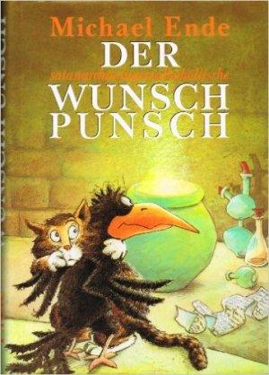 Bildtext: Der satanarchäolügenialkohöllische Wunschpunsch von Ende, Michael
