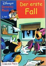 Bildtext: Detektei Maus - Der erste Fall von Disney