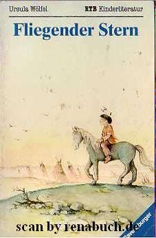 Bildtext: Fliegender Stern von Wölfel, Ursula