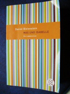 max und isabelle ein liebesroman daniel bielenstein buch gebraucht kaufen a02fugmg01zzy. Black Bedroom Furniture Sets. Home Design Ideas